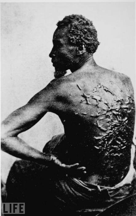 "a description of the black man whipped and beaten Slaves were often tortured to death  ""some negroes are determined never to let a white man whip them  black men accused of rape during the."