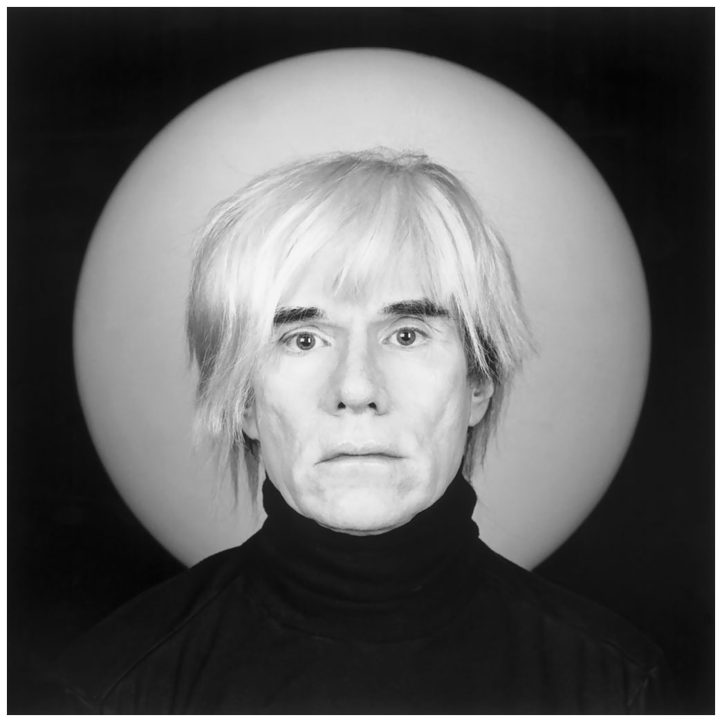 andy warhol 1986 photo robertc2a0mapplethorpe image