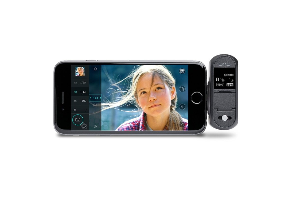 The dxo one camera will transform the way you take photos - Camera connectee iphone ...