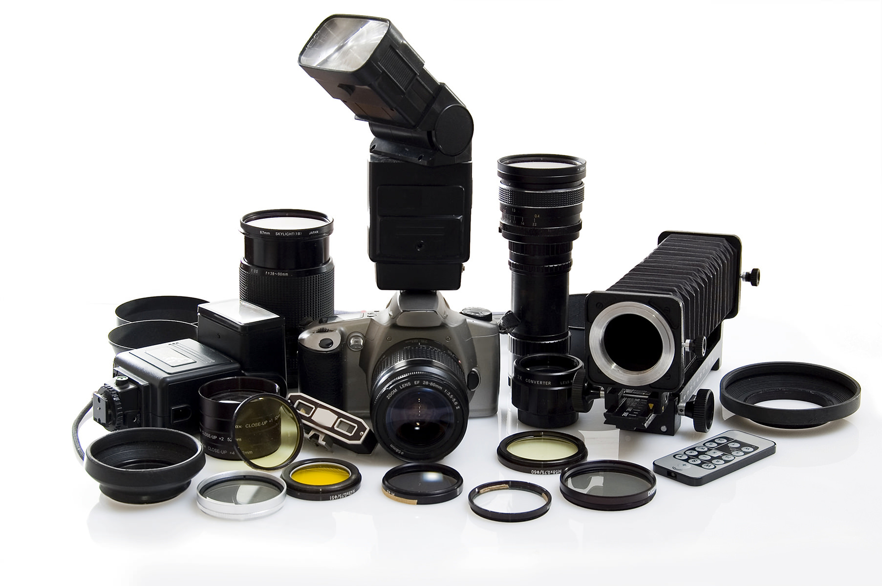 equipment photographic camera photographer basic diagram parts functions gear education takes stages level royalty medium proaudio shopping mode lens isolated