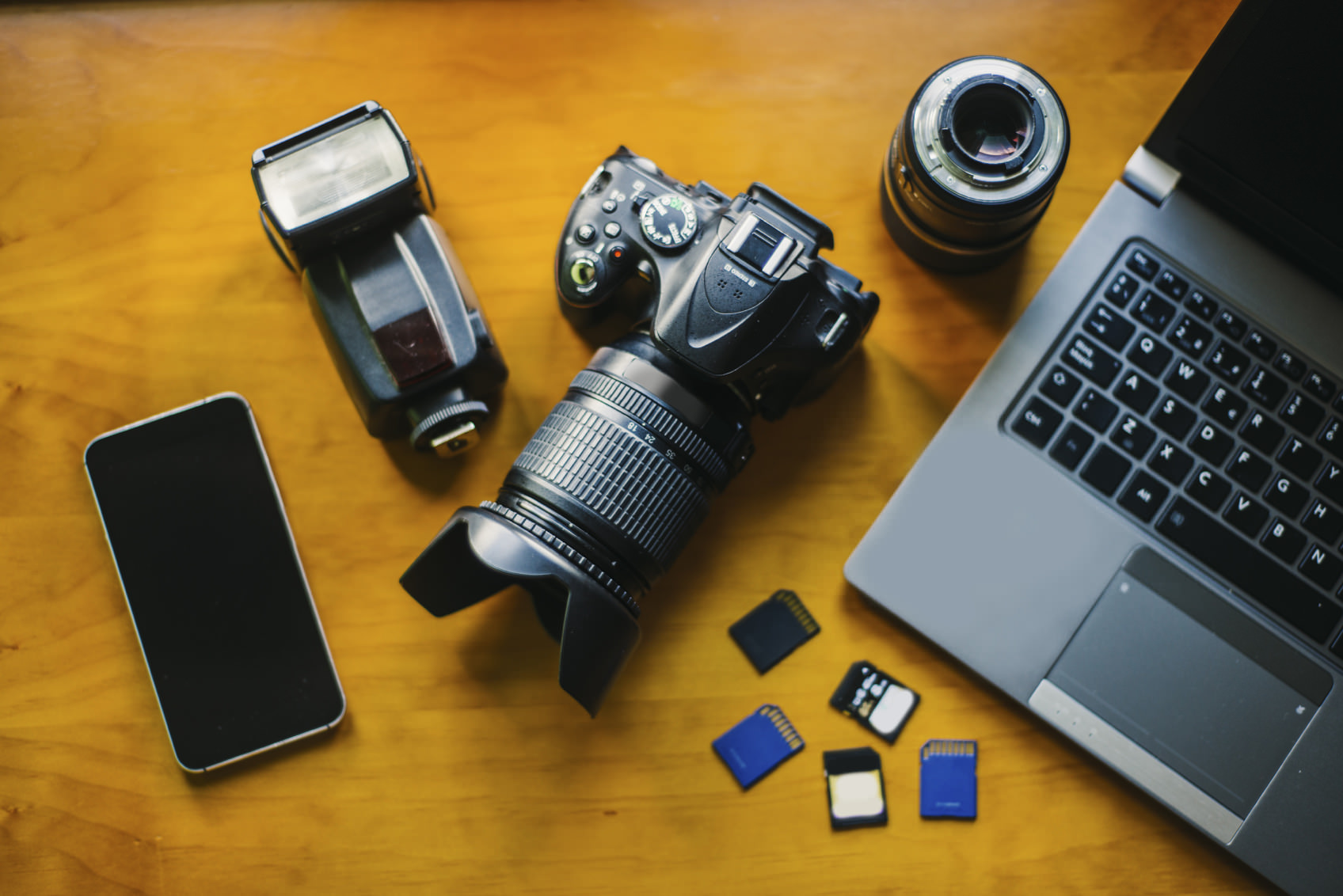 how to become a self employed photographer