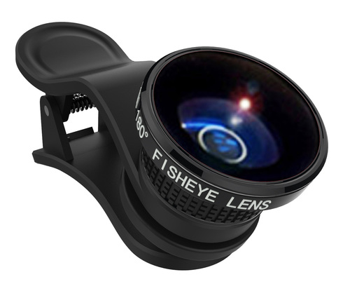How to take better smartphone photos for Fish eye lens
