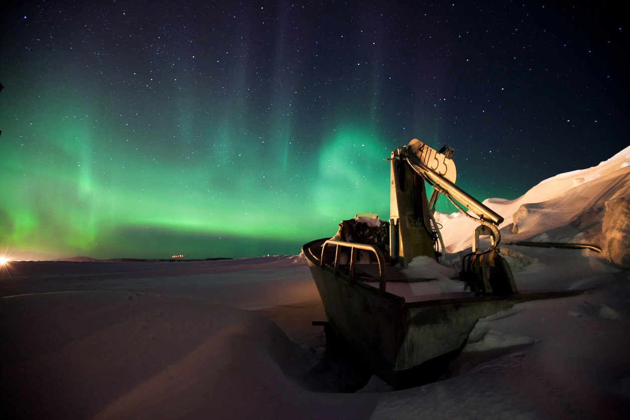 5 Tips for Photographing the Northern Lights