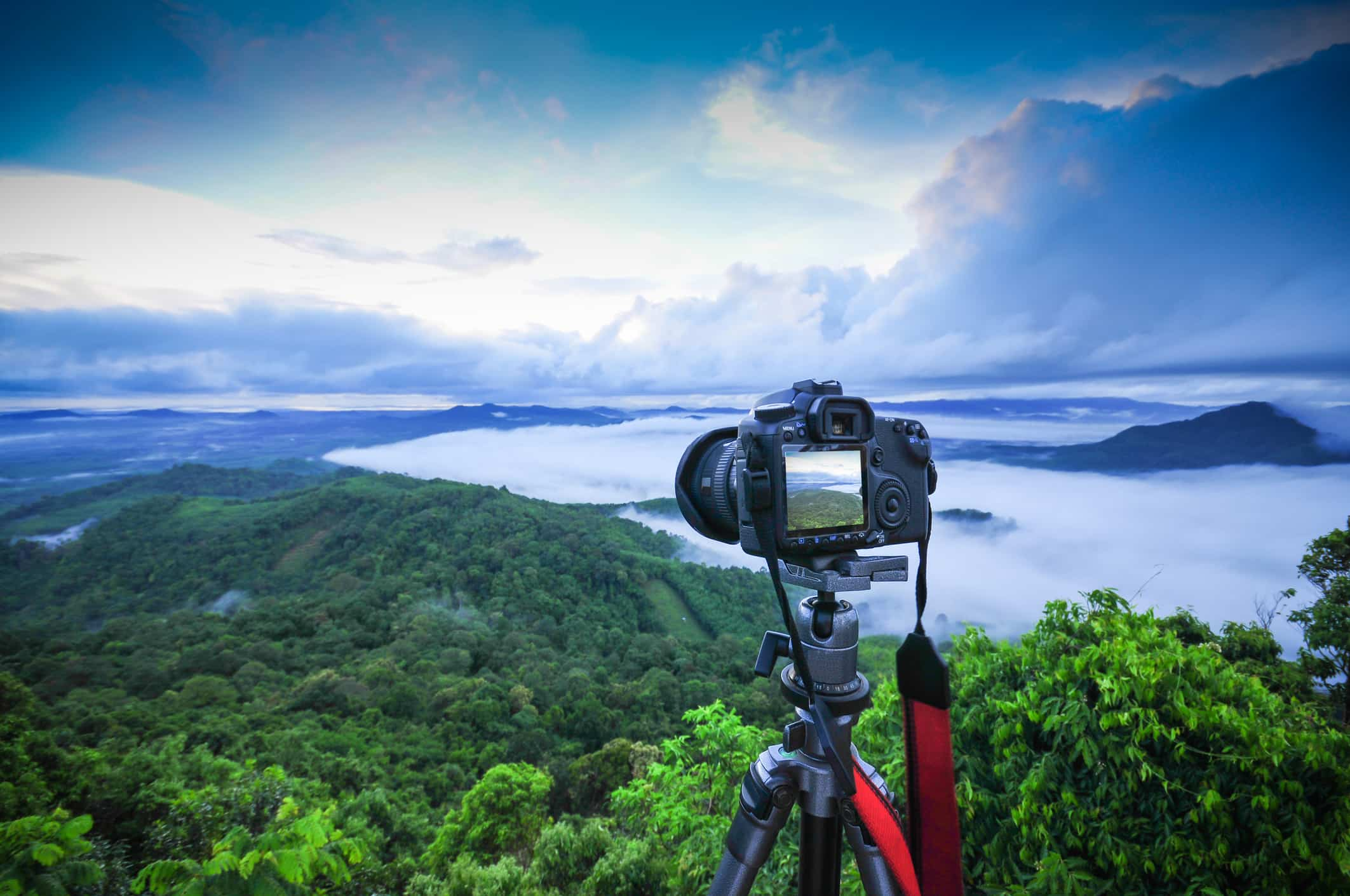 How to Choose a Tripod for Landscape Photography