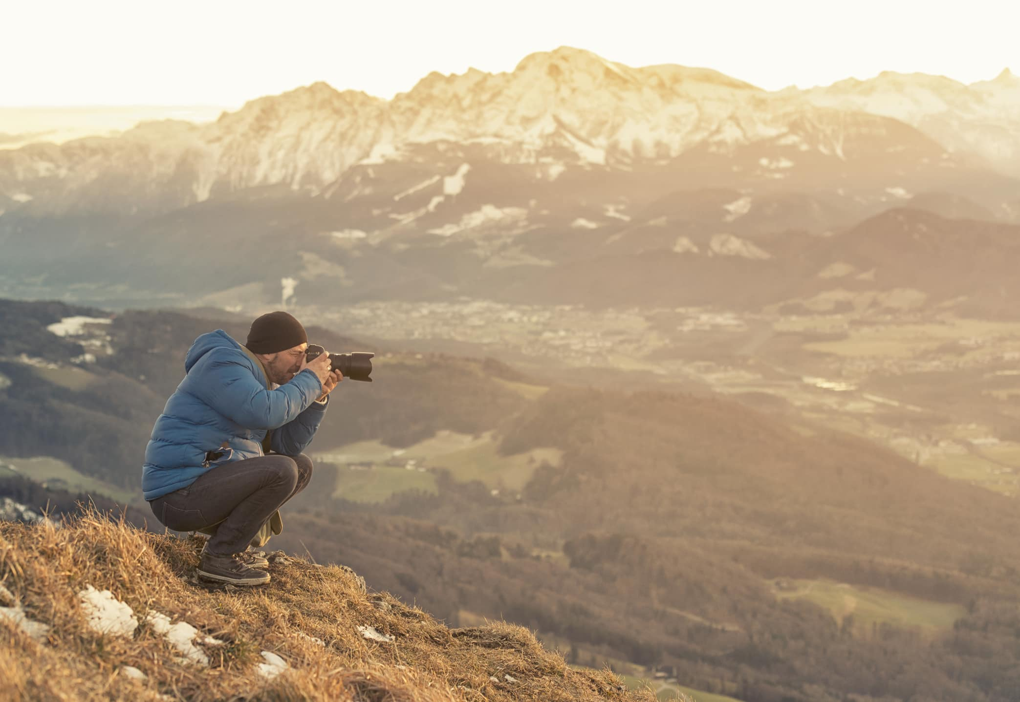 Become a Better Photographer Today in 9 Easy Steps