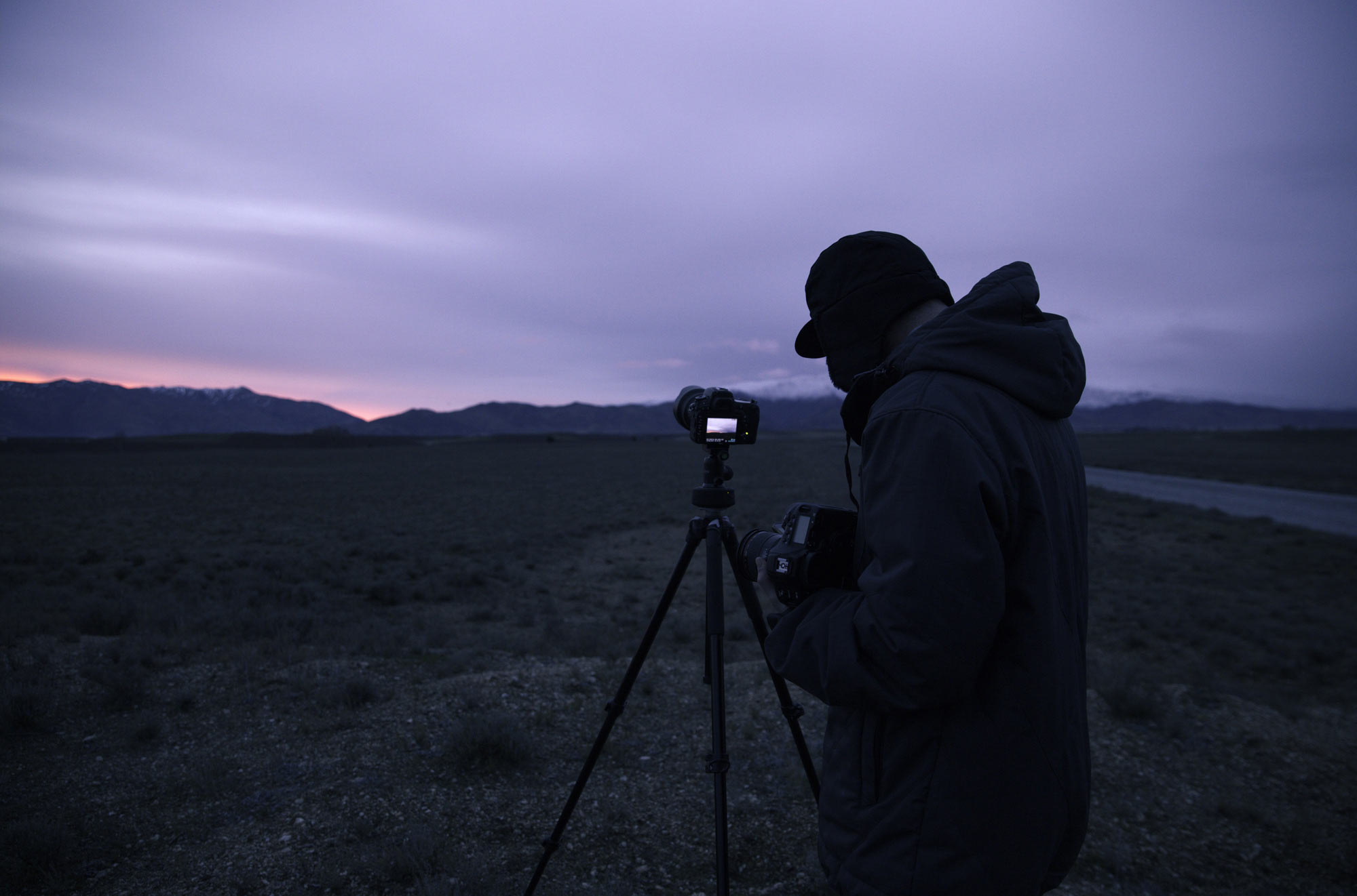 Sunset Time-Lapse Tutorial With Morten Rustad