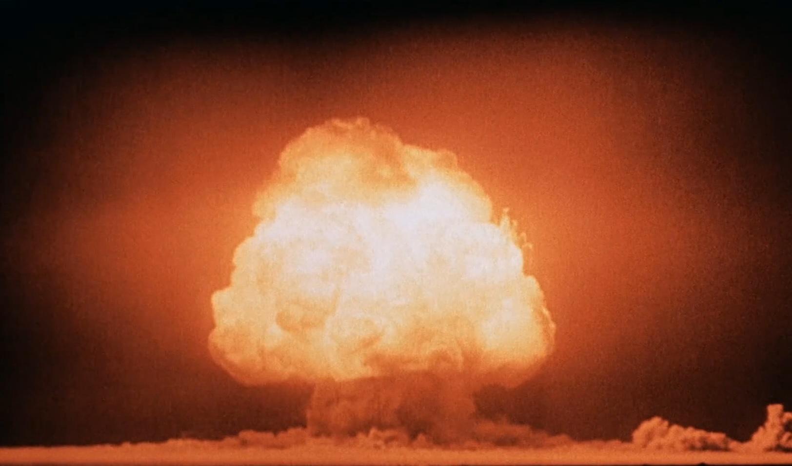 Trinity Detonation TB