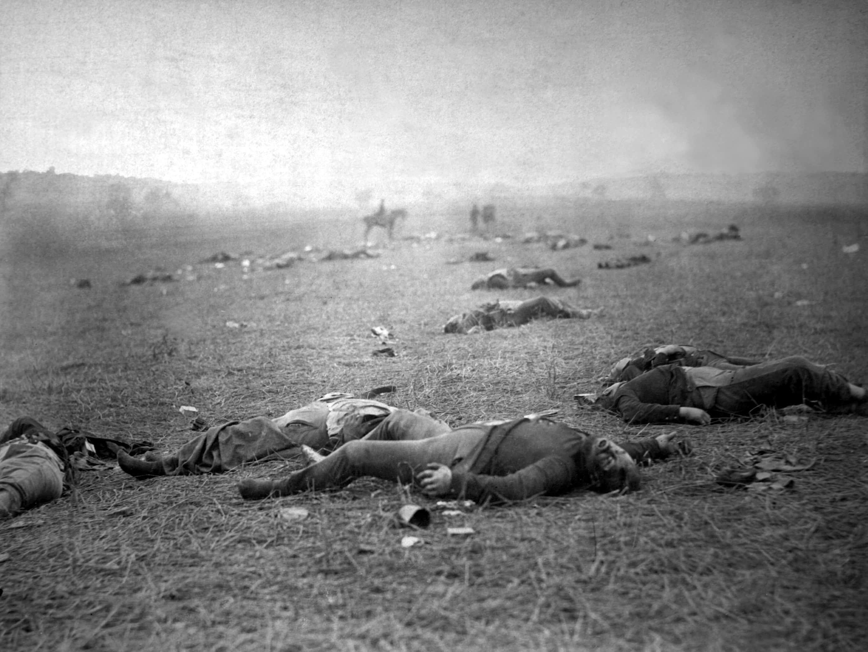 Battle of Gettysburg min