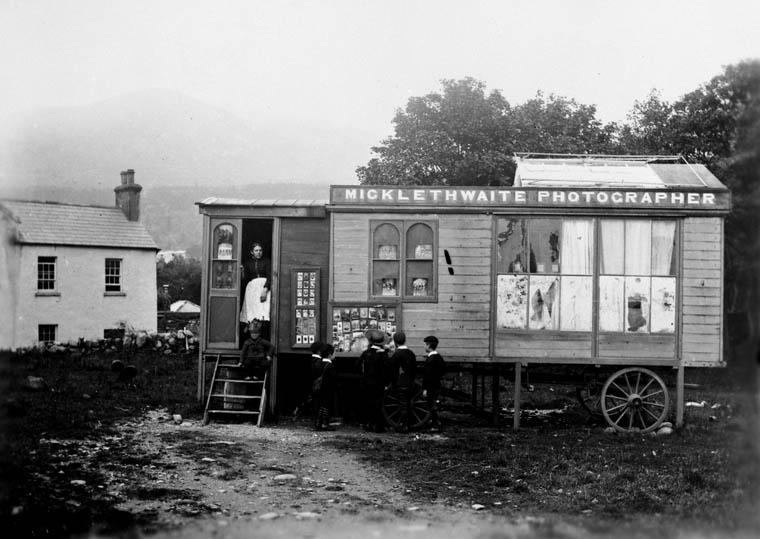 Micklethwaite Portable studio
