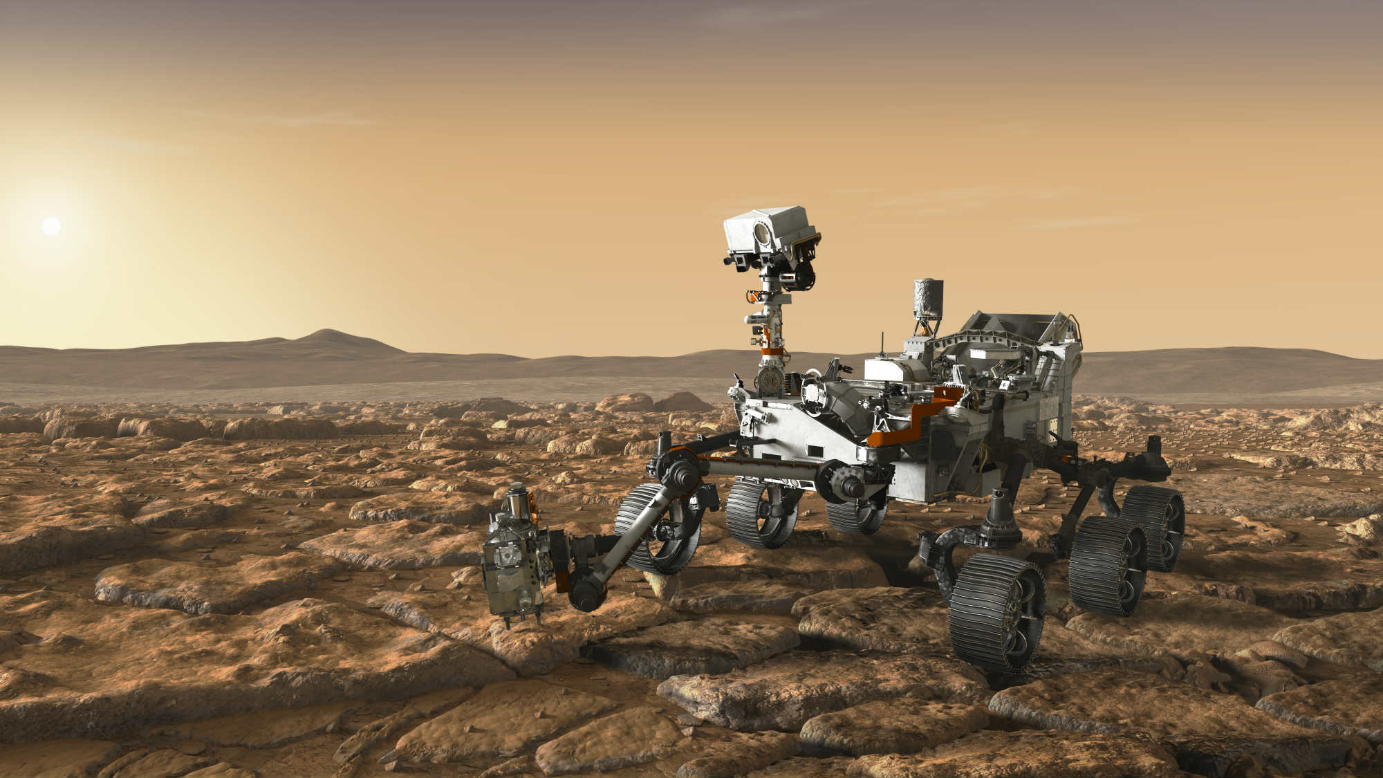 How the Mars Rover Camera Has Evolved Over the Years