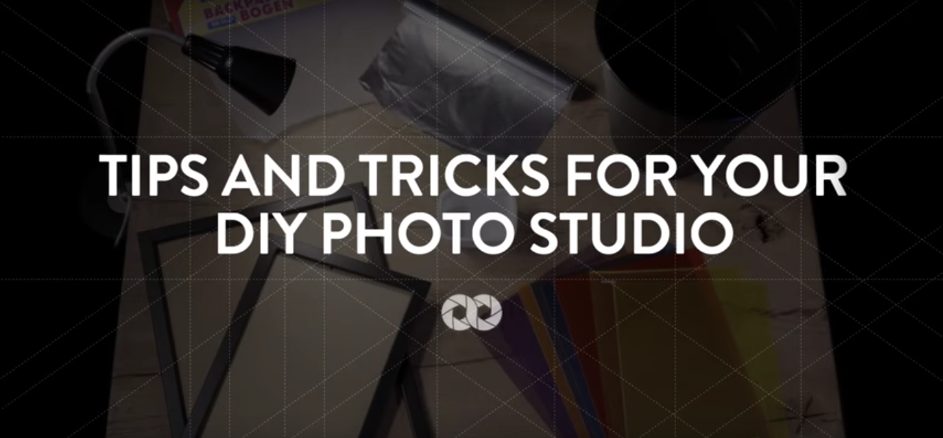 Make a DIY Home Photography Studio Without Spending a Fortune
