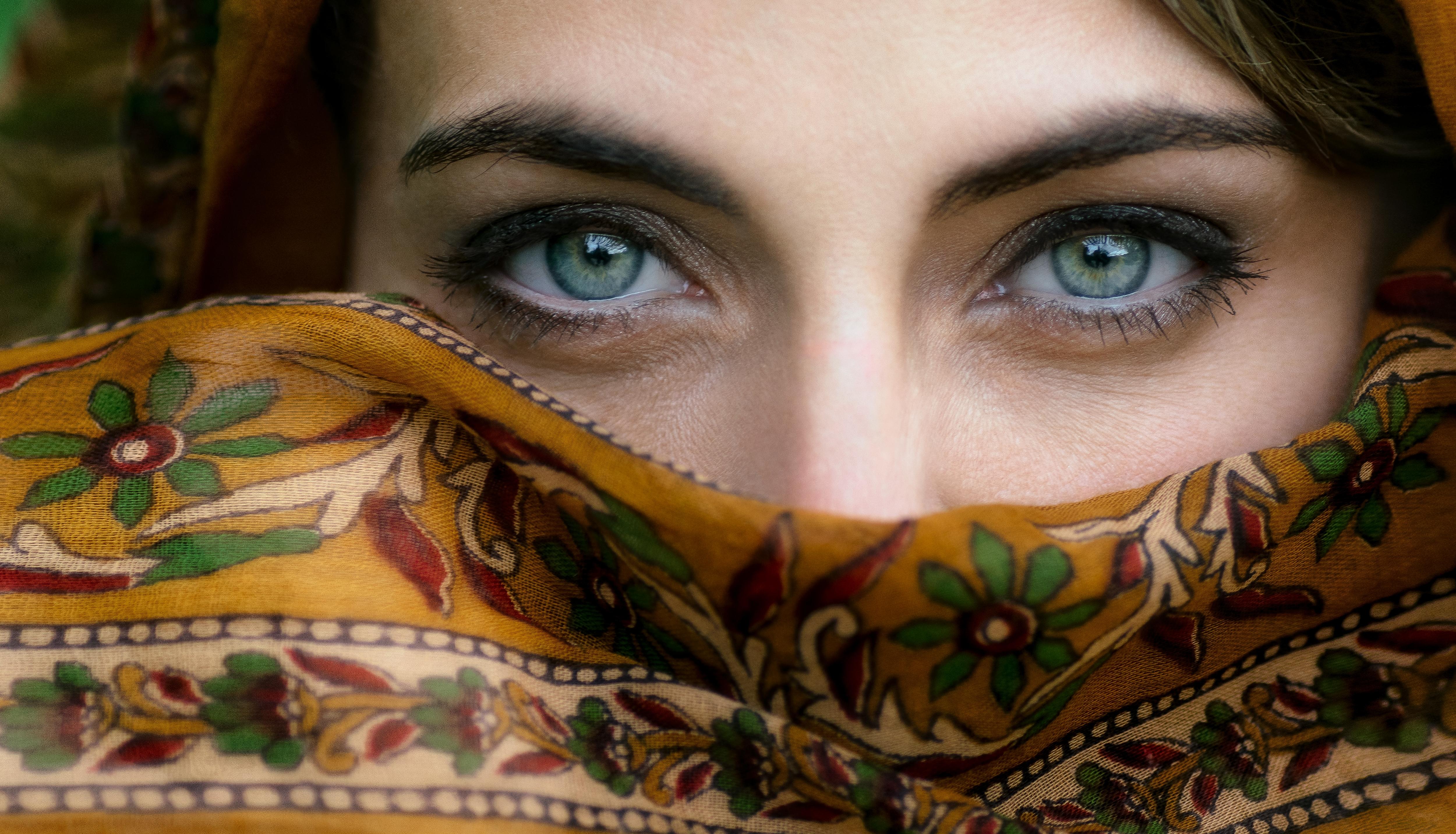 Flower Eyes.