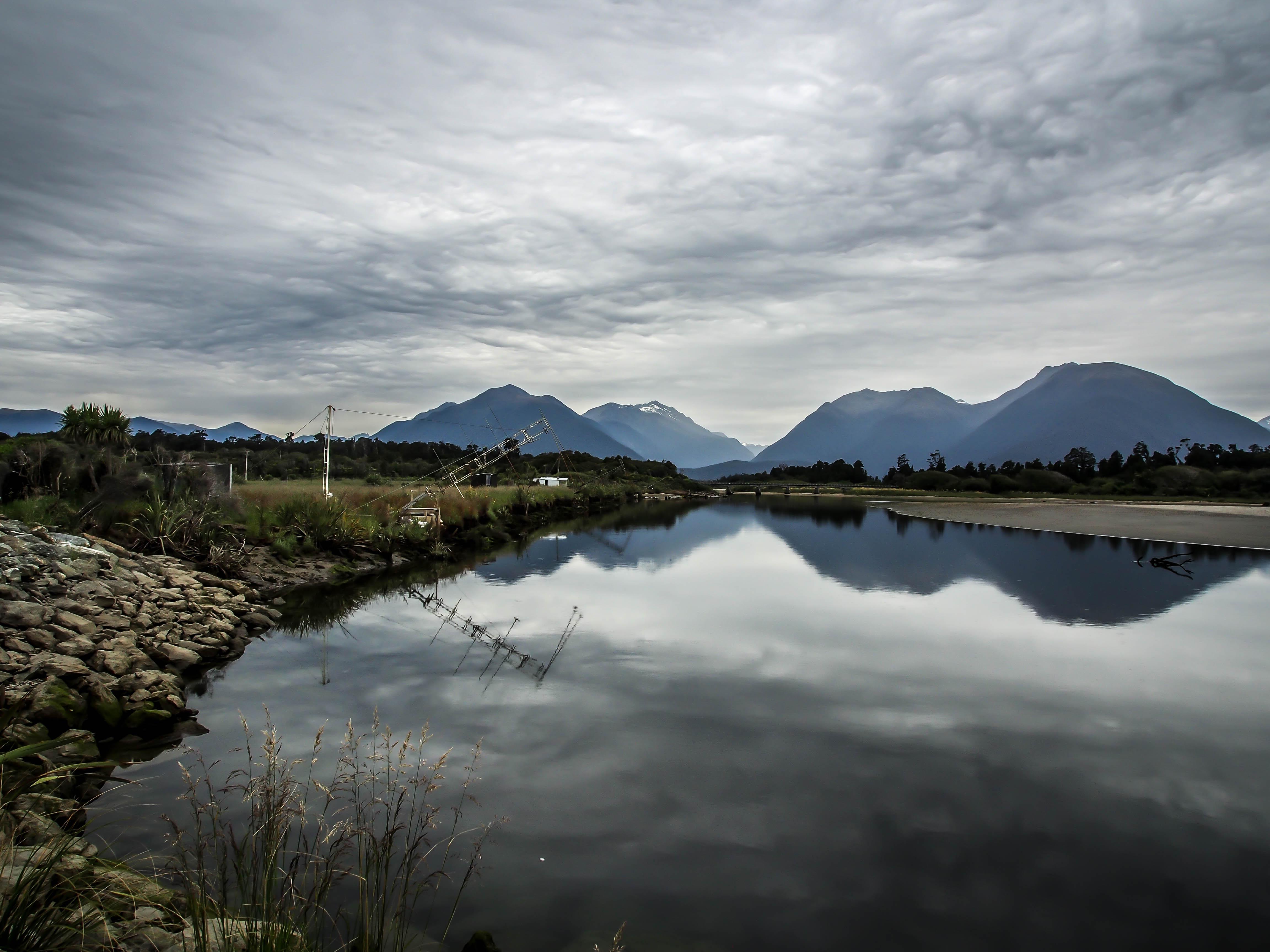 Moody Skies & Beautiful Reflections