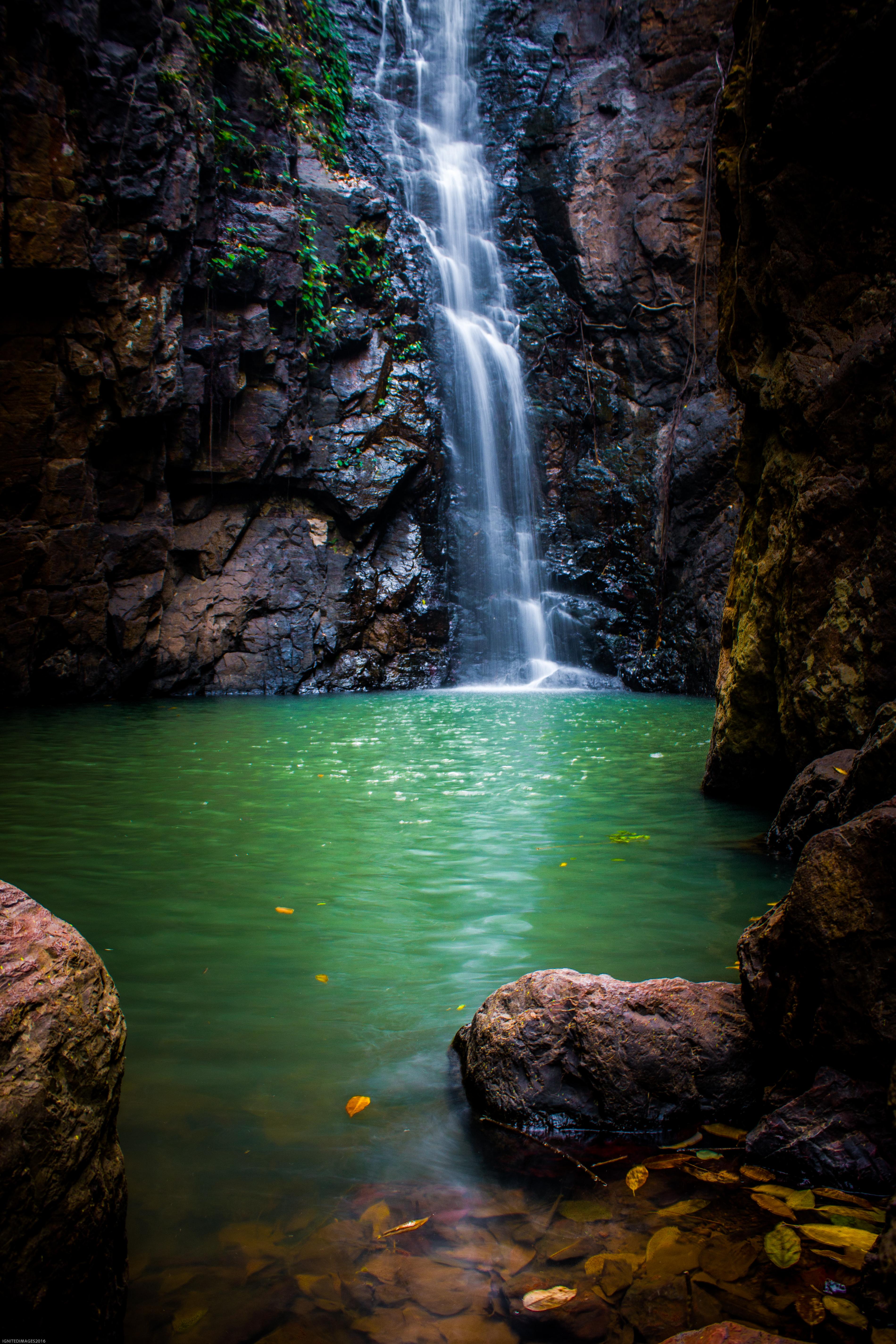 Handibhanga Falls