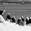 Nuns by the Hudson River