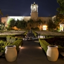 Balboa Park - Alcazar Garden at Night