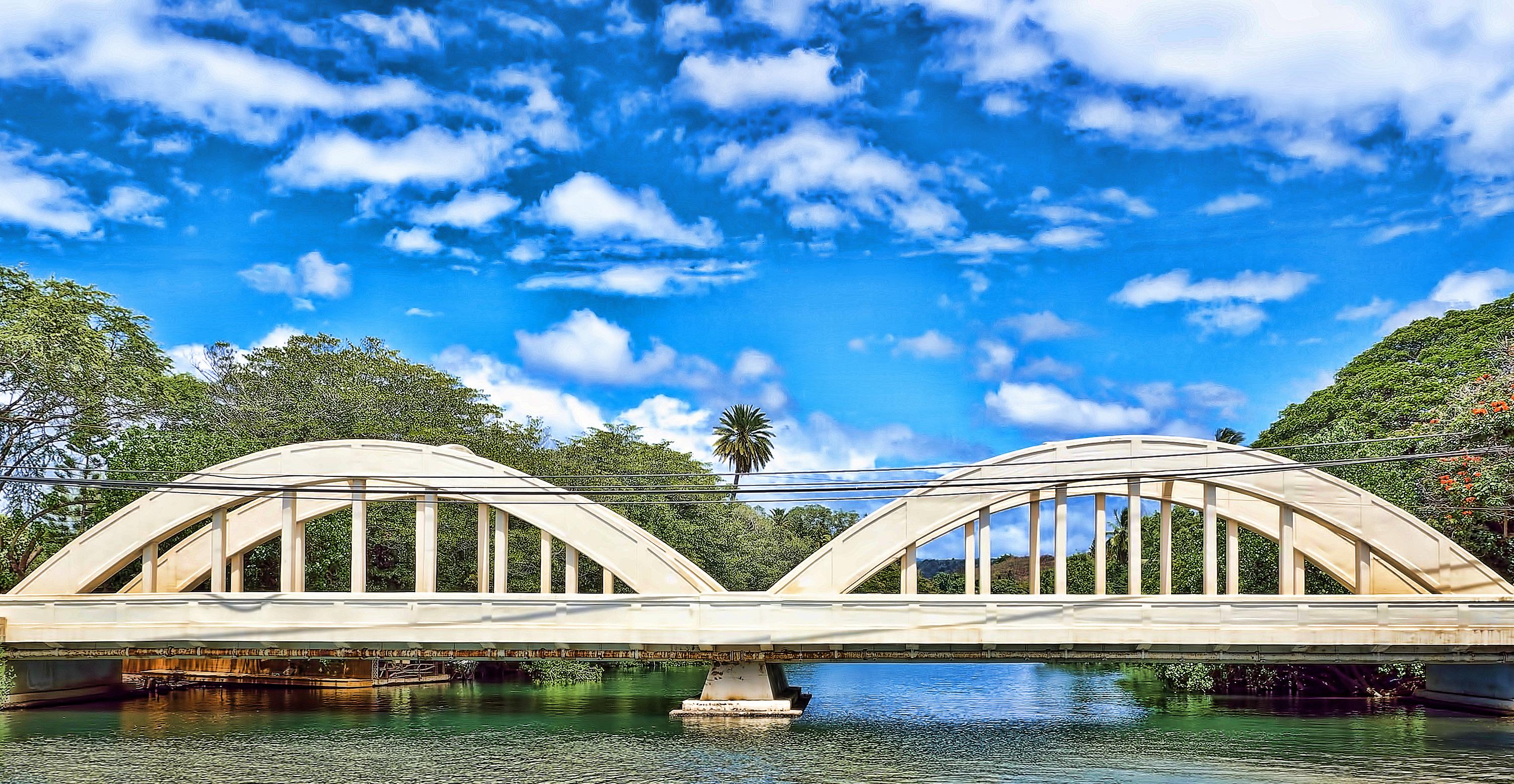 Haleiewa Bridge