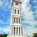 """jam gadang"" at bukitinggi city (west sumatera)"
