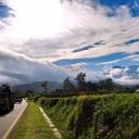 state road , padang panjang (west sumatera)