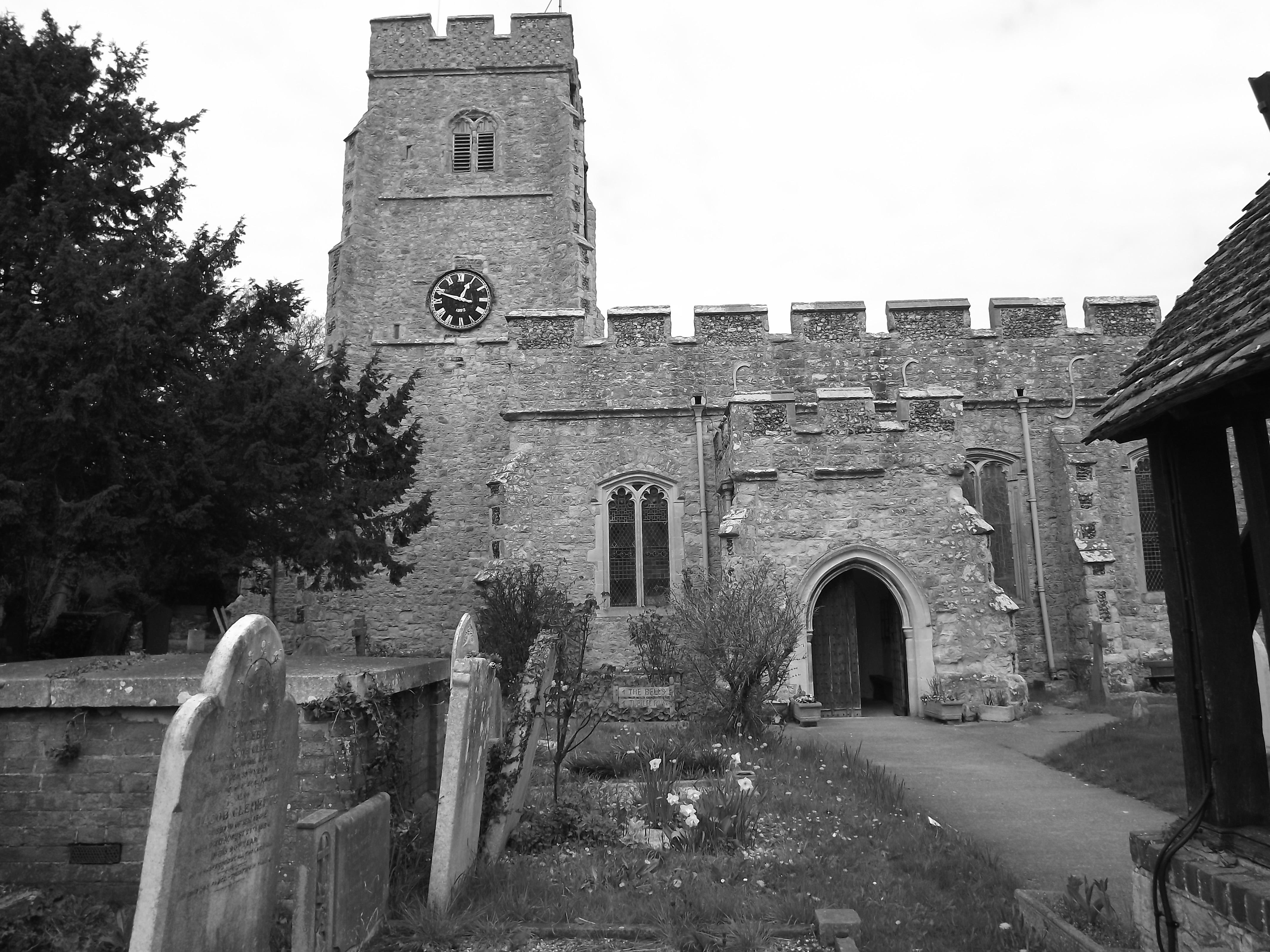 Eastchurch Church