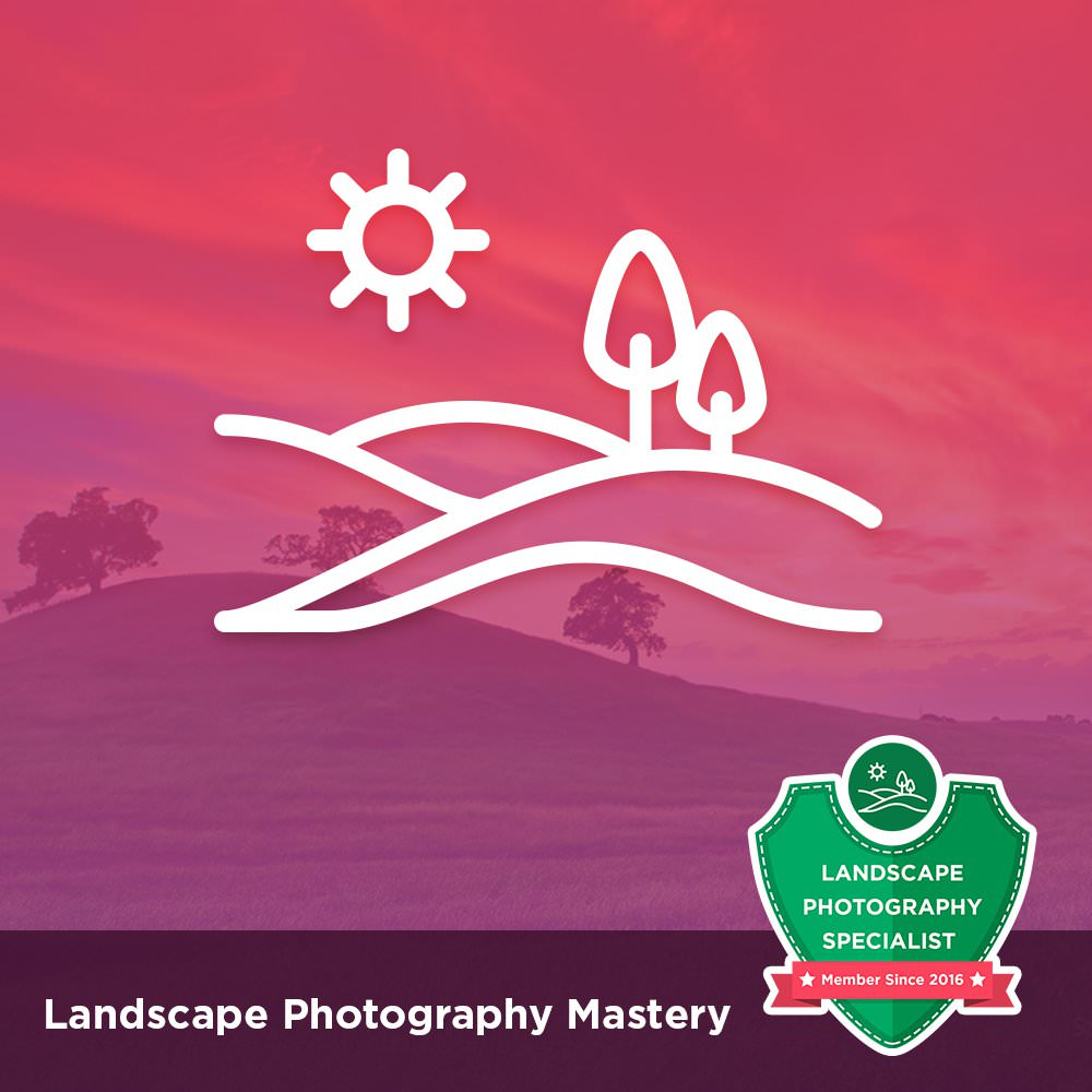 Landscape Photography Mastery Course