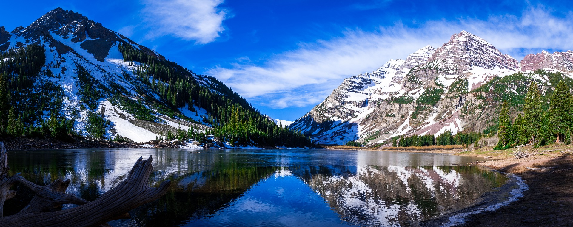 Crater Lake - Maroon Bells near Aspen, CO - Photography Forum