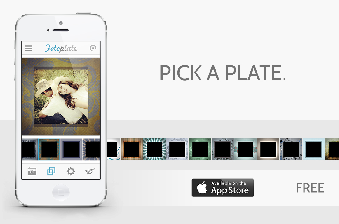 NEW! FREE Fotoplate App Instantly Enhances Mobile Photos with ...